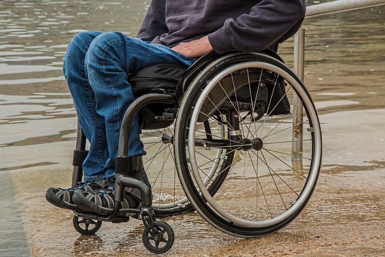 Als u ernstige letselschade oploopt, kunt u (tijdelijk) in een rolstoel terechtkomen.
